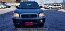 Used 2004 HYUNDAI SANTA FE BG955852 for Sale for Sale