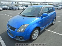 Used 2006 SUZUKI SWIFT BG955374 for Sale for Sale
