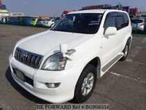 Used 2007 TOYOTA LAND CRUISER PRADO BG956334 for Sale for Sale