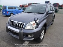 Used 2005 TOYOTA LAND CRUISER PRADO BG956356 for Sale for Sale