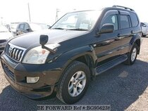Used 2004 TOYOTA LAND CRUISER PRADO BG956238 for Sale for Sale