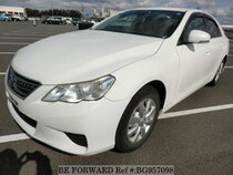 Used 2011 TOYOTA MARK X BG957098 for Sale for Sale