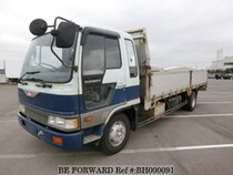 Used 1990 HINO RANGER BH000091 for Sale for Sale