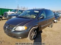 Used 2001 DODGE GRAND CARAVAN BH041361 for Sale for Sale