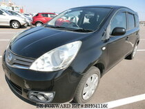 Used 2008 NISSAN NOTE BH041160 for Sale for Sale