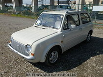 Used 1990 NISSAN PAO BH041133 for Sale for Sale