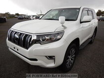 Used 2018 TOYOTA LAND CRUISER PRADO BH042086 for Sale for Sale
