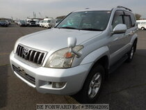 Used 2008 TOYOTA LAND CRUISER PRADO BH042092 for Sale for Sale