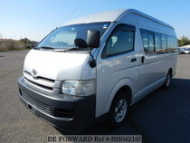 Used 2009 TOYOTA HIACE COMMUTER BH042105 for Sale for Sale