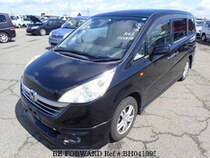 Used 2007 HONDA STEP WGN BH041095 for Sale for Sale
