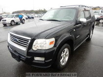 Used 2007 FORD EXPLORER BH042138 for Sale for Sale