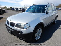 Used 2005 BMW X3 BH042126 for Sale for Sale