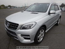 Used 2013 MERCEDES-BENZ M-CLASS BH042133 for Sale for Sale