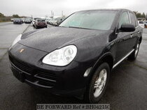 Used 2003 PORSCHE CAYENNE BH042150 for Sale for Sale