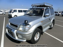 Used 2002 TOYOTA LAND CRUISER PRADO BH042074 for Sale for Sale