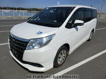 Used 2015 TOYOTA NOAH BH041812 for Sale for Sale