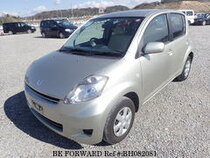 Used 2010 TOYOTA PASSO BH082081 for Sale for Sale