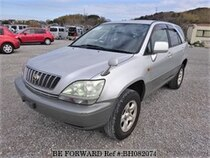 Used 2001 TOYOTA HARRIER BH082074 for Sale for Sale