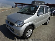 Used 2007 SUZUKI KEI BH081978 for Sale for Sale