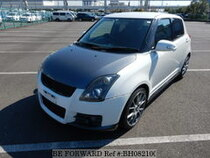 Used 2007 SUZUKI SWIFT BH082100 for Sale for Sale