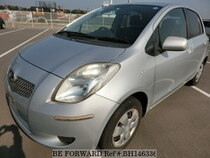 Used 2005 TOYOTA VITZ BH146336 for Sale for Sale
