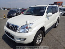 Used 2003 TOYOTA LAND CRUISER PRADO BH146458 for Sale for Sale