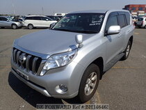 Used 2017 TOYOTA LAND CRUISER PRADO BH146463 for Sale for Sale