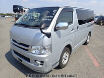 Used 2008 TOYOTA REGIUSACE VAN BH146473 for Sale for Sale