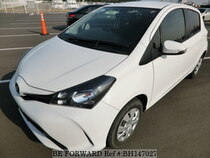 Used 2016 TOYOTA VITZ BH147027 for Sale for Sale