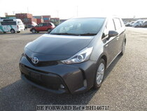 Used 2015 TOYOTA PRIUS ALPHA BH146715 for Sale for Sale