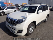 Used 2015 TOYOTA LAND CRUISER PRADO BH147123 for Sale for Sale