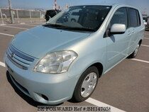 Used 2003 TOYOTA RAUM BH147058 for Sale for Sale