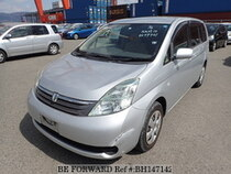 Used 2007 TOYOTA ISIS BH147142 for Sale for Sale