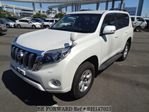 Used 2013 TOYOTA LAND CRUISER PRADO BH147021 for Sale for Sale