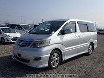 Used 2005 TOYOTA ALPHARD BH146940 for Sale for Sale