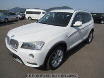 Used 2011 BMW X3 BH146837 for Sale for Sale