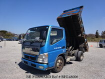 Used 2006 MITSUBISHI CANTER BH148006 for Sale for Sale