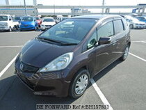 Used 2011 HONDA FIT BH157831 for Sale for Sale
