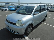 Used 2005 TOYOTA SIENTA BH157834 for Sale for Sale