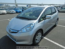 Used 2012 HONDA FIT HYBRID BH157827 for Sale for Sale