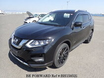 Used 2017 NISSAN X-TRAIL HYBRID BH158522 for Sale for Sale
