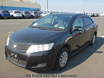 Used 2009 TOYOTA ALLION BH158520 for Sale for Sale