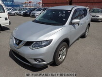 Used 2015 NISSAN X-TRAIL BH160921 for Sale for Sale