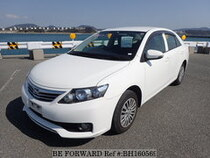 Used 2015 TOYOTA ALLION BH160569 for Sale for Sale