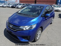 Used 2014 HONDA FIT BH160931 for Sale for Sale