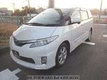 Used 2009 TOYOTA ESTIMA HYBRID BH161503 for Sale for Sale