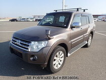 Used 2011 MITSUBISHI PAJERO BH160582 for Sale for Sale