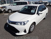 Used 2018 TOYOTA COROLLA AXIO BH160537 for Sale for Sale