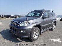 Used 2004 TOYOTA LAND CRUISER PRADO BH160586 for Sale for Sale