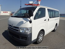 Used 2008 TOYOTA REGIUSACE VAN BH160621 for Sale for Sale